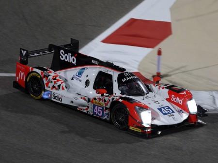 Manor aspira a tener un Ginetta LMP1 en 2018