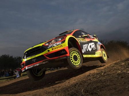 Martin Prokop se adjudica otro Ford Fiesta RS WRC 2017