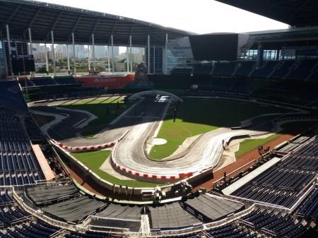 Miami acoge una Race of Champions muy 'americana'