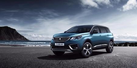 Peugeot 5008 2017: al detalle los precios y gama del SUV francés de siete plazas