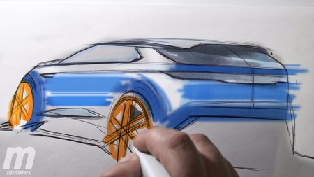 Los Range Rover Evoque II y Discovery Sport ofrecerán versiones híbridas en 2019