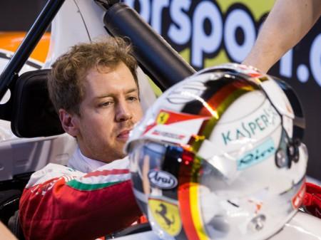 Sebastian Vettel gana la Nations Cup sin Wehrlein