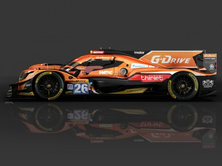 TDS Racing gestionará el Oreca 07 de G-Drive Racing