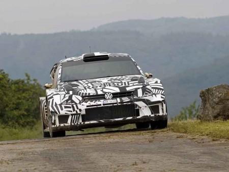 Volkswagen apuesta por el rallycross sin olvidar el WRC