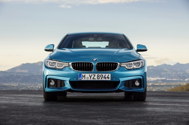 BMW Serie 4 2017 - frontal