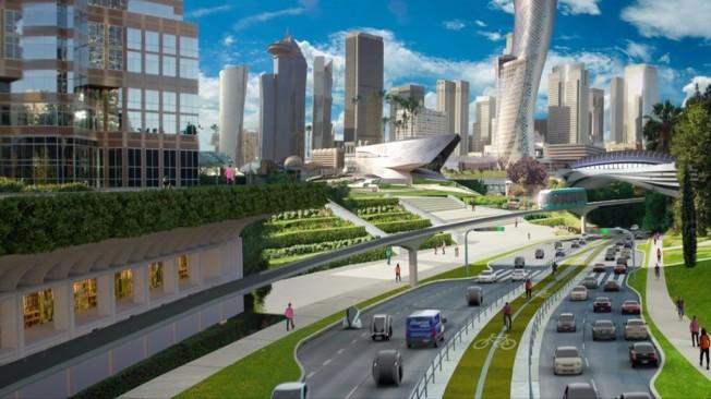 Ford y la ciudad del futuro