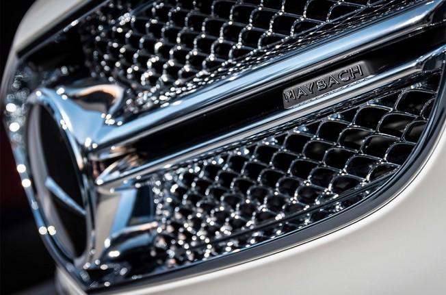 Mercedes-Maybach SUV
