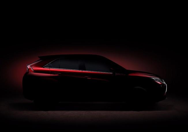 Mitsubishi XR 2018 - foto espía
