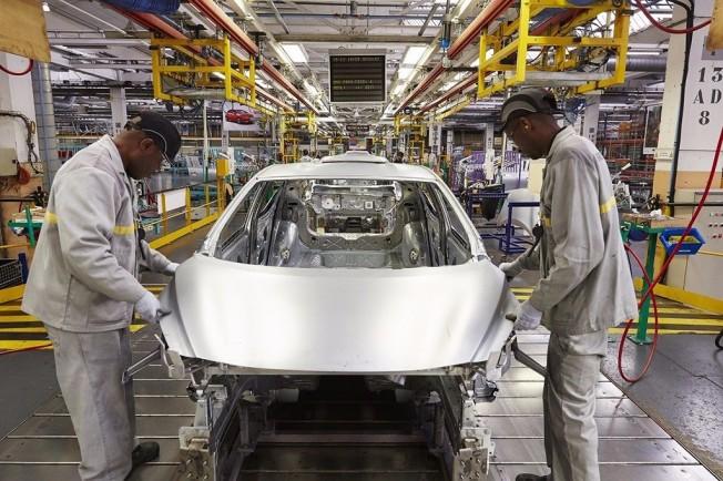 Nissan Micra 2017 - producción