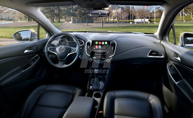 2017 Opel Astra Sedan Pictures to Pin on Pinterest - PinsDaddy