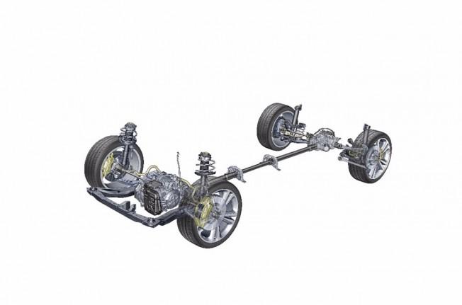 Opel Insignia Grand Sport - tracción integral con reparto vectorial del par