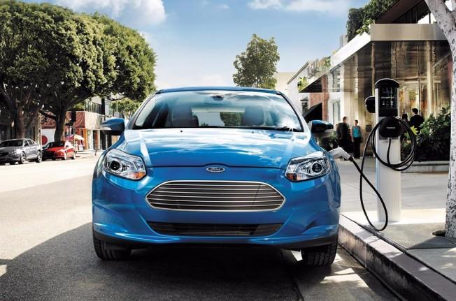 Ford Nuevos Vehículos Eléctricos