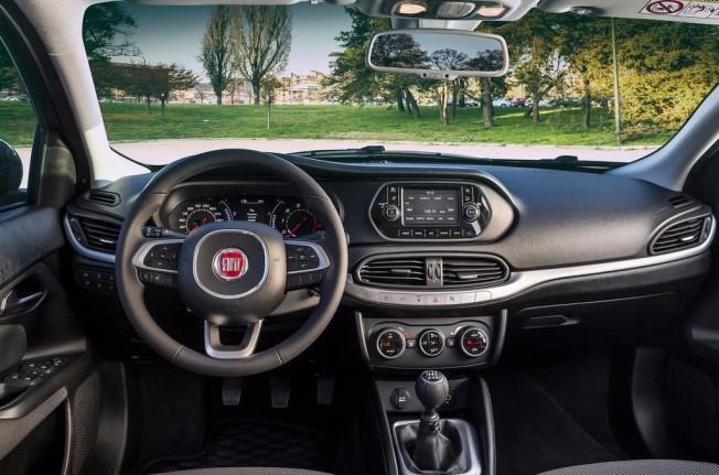 Fiat Tipo 4 Puertas GLP