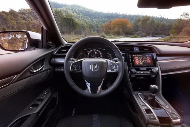 Honda Civic 2017 - interior