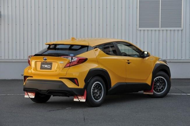 Toyota C-HR TRD Extreme Style