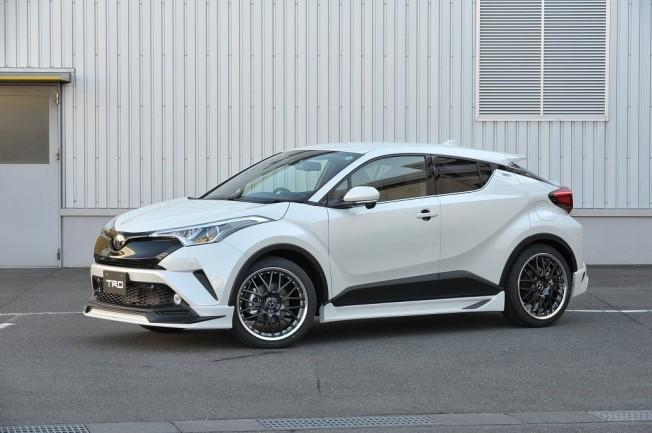 Toyota C-HR TRD Aggressive Style