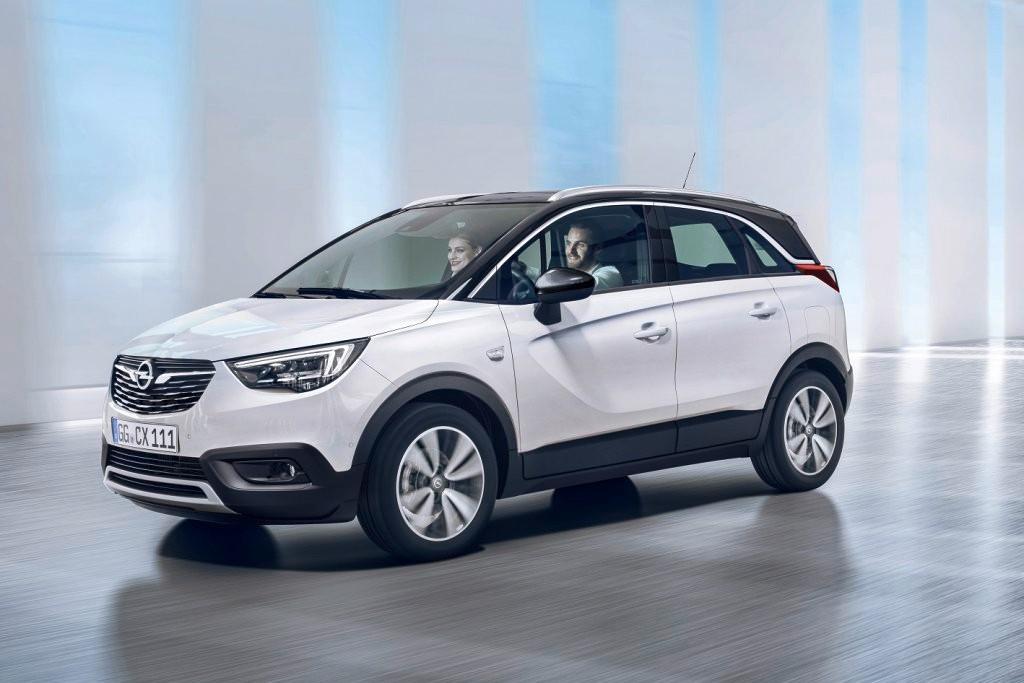 Opel Crossland X: La simbiosis perfecta del monovolumen y el crossover