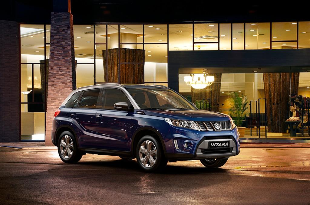 Suzuki Vitara Special Edition: aires de exclusividad y un mayor equipamiento
