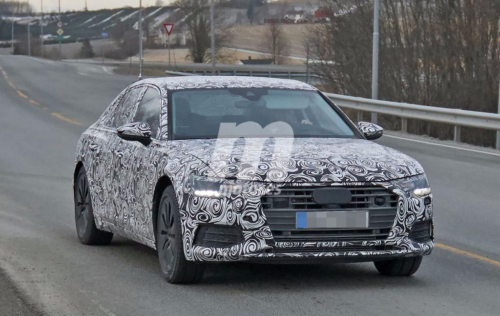 Audi A6 2018: la marca alemana prepara la renovación de su berlina grande