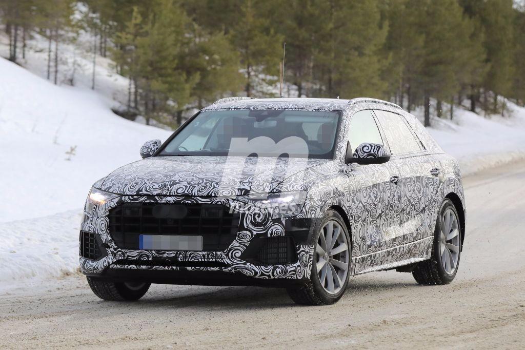 Audi Q8 2018, ¿qué sabemos del nuevo SUV de lujo alemán?