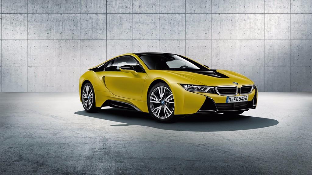 El BMW i8 vestirá sus mejores galas en Ginebra con la edición Protonic Frozen