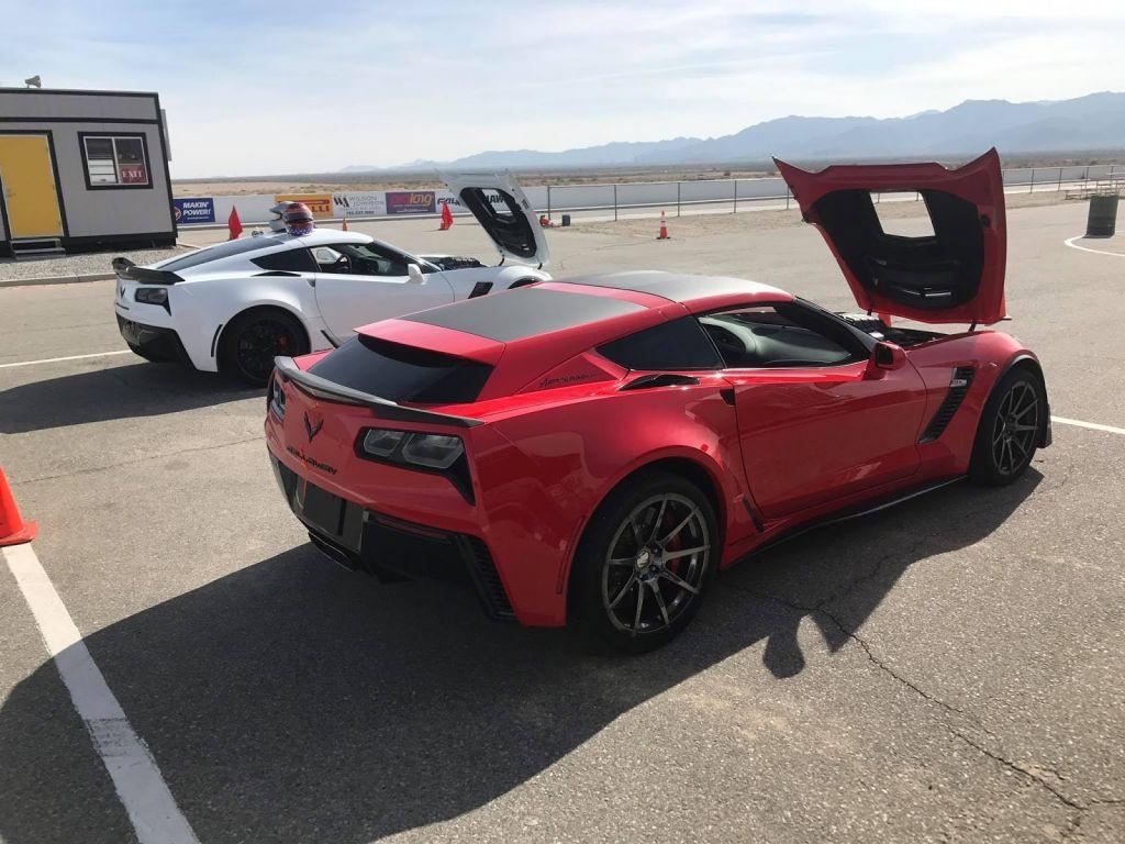Chevrolet Corvette Aerowagen: Primeras imágenes del Corvette shooting brake
