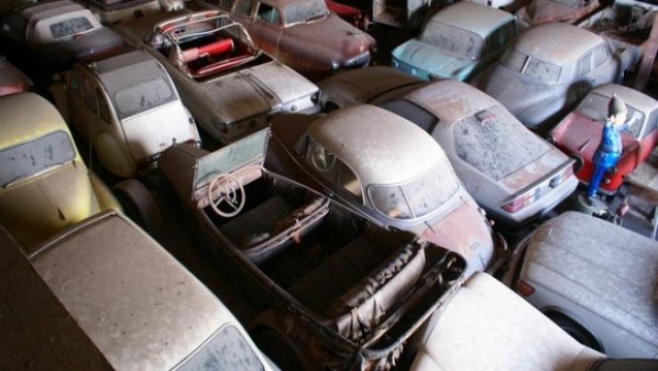 Colección Hackenberger: A la venta más de 700 clásicos sin precio de reserva