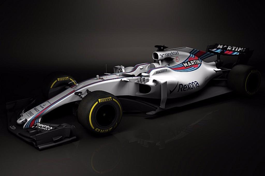 El primer F1 de la nueva era: el Williams FW40