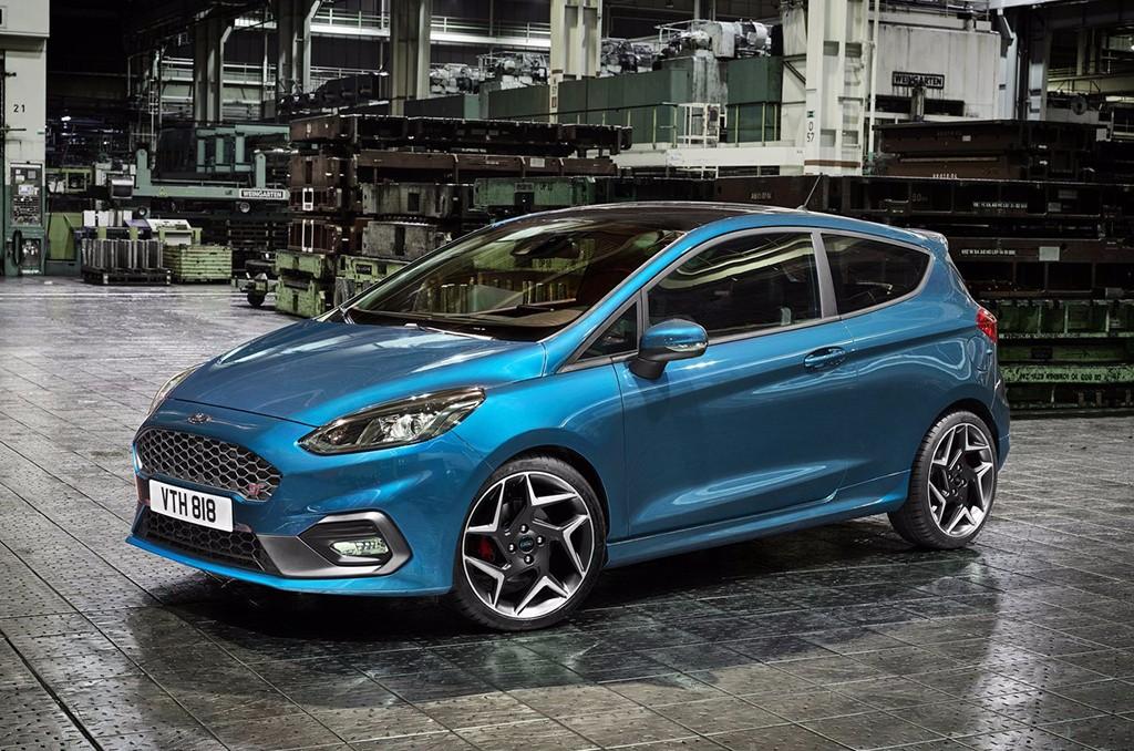 Ford Fiesta ST 2018: la nueva generación equipa un motor EcoBoost de 200 CV