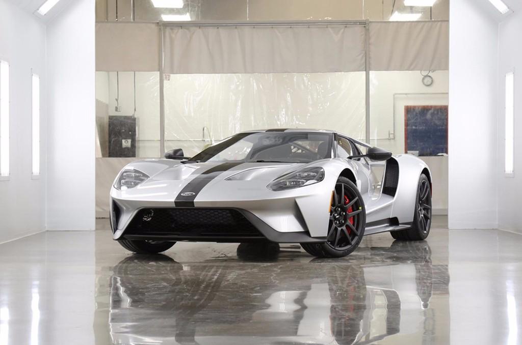 Ford GT Competition Series: dieta extrema para crear una bestia aún más radical