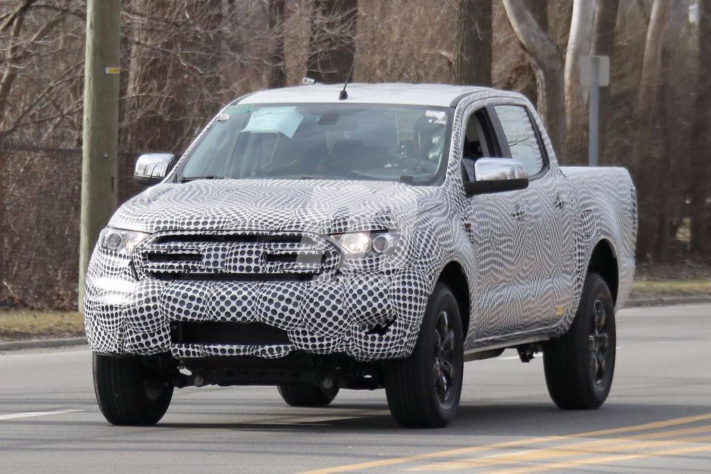 Ford Ranger 2019: el pick up global de Ford finalmente llegará a EEUU