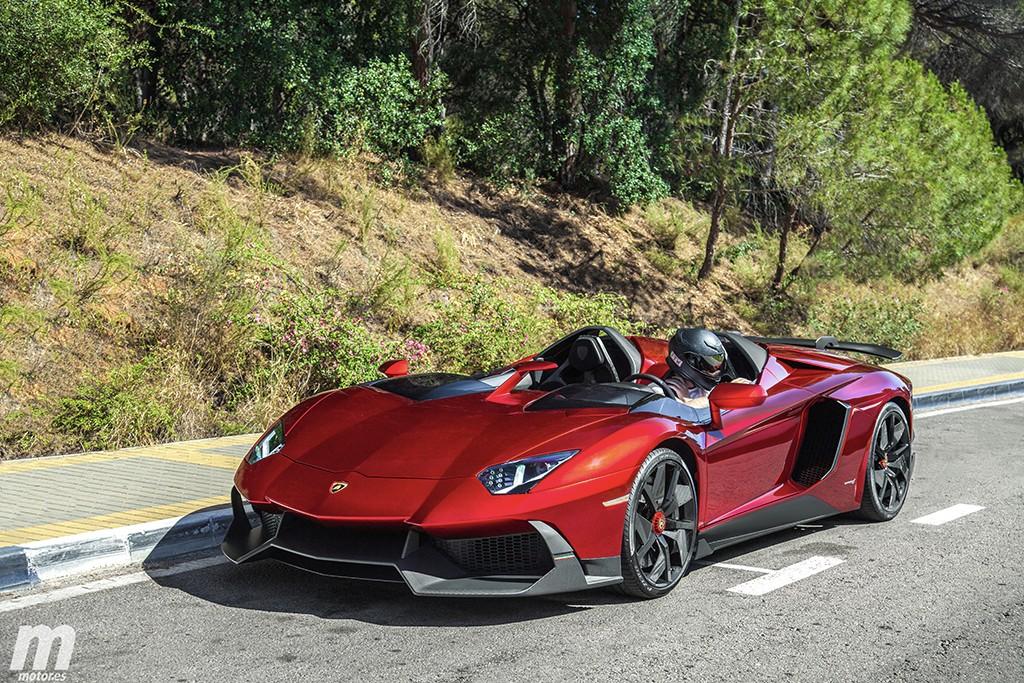 Lamborghini Aventador J: Viviendo un sueño