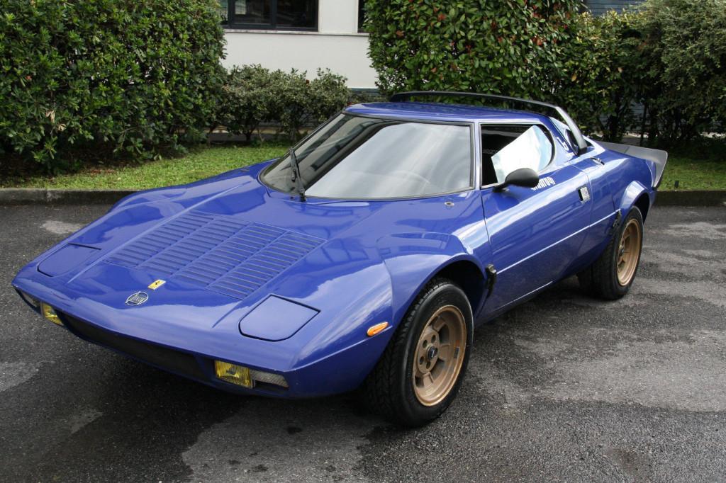 El Lancia Stratos HF Stradale del ex director del Jolly Club aparece a la venta
