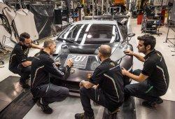 200 Lamborghini Huracán de competición han visto la luz