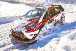 Toyota afronta su segundo asalto en el Rally de Suecia