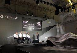 """Abiteboul: """"Miramos la quinta posición de constructores con el RS17"""""""