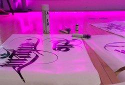 Air-Ink: una tinta creada a partir de los gases de escape