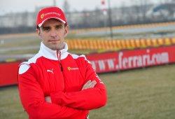 Alessandro Pier Guidi ocupa el lugar de Bruni en Ferrari