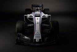 Análisis técnico del Williams FW40: la versión 2017 más conservadora