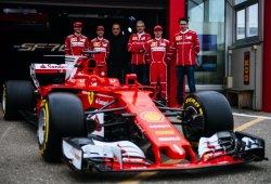 """Arrivabene: """"Al ver el SF70-H pensé en la pasión de la gente de Ferrari"""""""