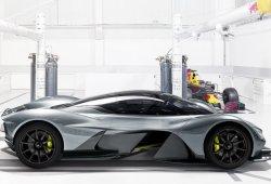 Aston Martin revela nuevas especificaciones del AM-RB 001