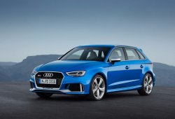 Audi RS 3 Sportback: se renueva el compacto más deportivo de Ingolstadt