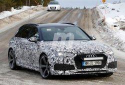 Audi RS4 Avant 2018: nuevas fotos espía de la esperada variante deportiva