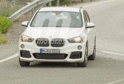BMW lanzará una versión M Performance en el X1