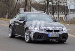 BMW M2 2018: cazada por sorpresa la actualización del M2