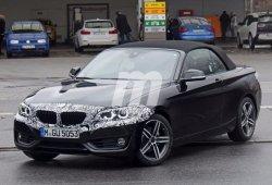 BMW Serie 2 Cabrio 2018: cazamos el «facelift» que está en camino