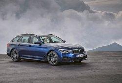BMW Serie 5 Touring 2017: Presentado oficialmente antes de Ginebra