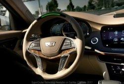 Cadillac presenta su tecnología Super Cruise en un anuncio televisivo