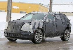 Cadillac XT3 2018: Las primeras imágenes del nuevo SUV compacto