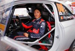 Chewon Lim, protegido de Hyundai, llega al WRC